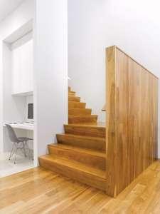 секреты ухода за деревянной лестницей