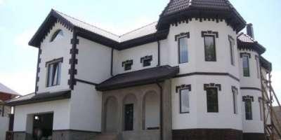 Возведение собственного дома