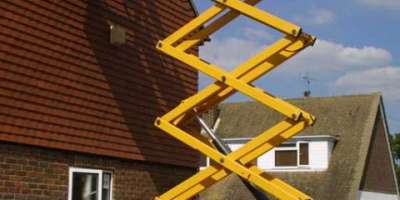 Виды строительных подъемников