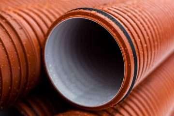 Трубы из ПВХ