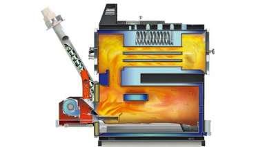 Системы отопления на пеллетах