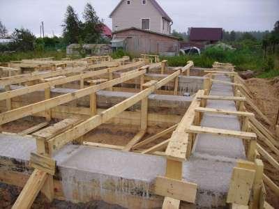 Какой фундамент нужен для дома из пеноблоков – долговечный и недорогой