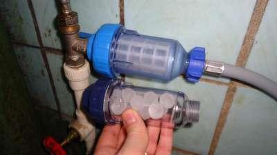 фильтр от накипи для стиральных машин